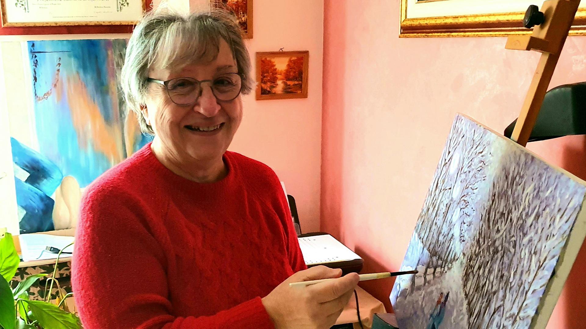Claudia Martinetti - BIOGRAFIA